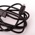 Mit diesem USB-Kabel könnt ihr das LG G Flex 2 an den PC anschließen, oder...