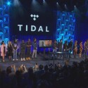 Am Montag wurde Tidal in New York angekündigt.