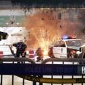 Im Multiplayer-Modus kämpfen Cops gegen Gangster.