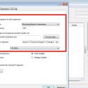 """Im oberen Teil der Einstellungen für die externe Kompression seht ihr das externe Programm für die Konvertierung und das Dateiformat. Dort sollte unter """"Dateinamenerweiterung"""" die Endung """".mp3"""" vermerkt sein. Als externes Programm empfehlen wir den Lame-Encoder. <a href=""""http://www.netzwelt.de/news/151279-exact-audio-copy-installation-audio-rippers-windows.html"""" target=""""_self"""">In diesem Artikel</a> findet ihr die richtigen Einstellungen für die Umwandlung der Musikdateien in das MP3-Format."""