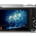 Die Kompaktkamera bietet Live Composite und einen Nachtmodus, damit der Autofokus auch unter schlechten Lichtbedingungen scharf stellt.