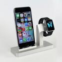 Premium One will das erste All-in-One-Dock für Apple Watch, Apple iPhone und Apple iPad sein. Derzeit sucht das Projekt über die Crowdfunding-Plattform Kickstarter nach Unterstützern.
