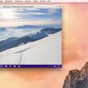 Im Rahmen der Installation wird die virtuelle Maschine mindestens einmal neu gestartet. Nach der Installation von Windows 10 wird automatisch auch Parallels Tools installiert. Dabei handelt es sich um mehrere Dienstprogramme, welche die nahtlose Integration von Windows 10 in Mac OS X sicherstellen und dafür sorgen, dass ihr Dateien und Programme in beiden Betriebssystemen nutzen könnt. Die Installation ist abgeschlossen, wenn ihr den Desktop von Windows 10 seht.