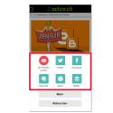 Wählt ihr in der Menüleiste den Teilen-Button, könnt ihr den Artikel aus Pocket heraus in anderen Anwendungen teilen. Beispielsweise postet ihr so eine News auf Twitter oder Facebook.