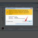 """Bestätigt die Warnung der Benutzerkontensteuerung mit einem Klick auf """"Ja"""". Falls ihr kein Administratorkonto nutzt, müsst ihr noch das Passwort des Administrators eingeben."""