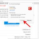 """Nachdem ihr im Chrome Web Store auf den Hinzufügen-Button geklickt habt, öffnet sich ein Fenster. Hier seht ihr die Berechtigung, welche die App fordert. Klickt ihr auf """"Hinzufügen"""", wird die Erweiterung installiert."""
