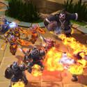 Darunter Diablo, Starcraft und Warcraft.