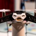 CES 2015: Die kleinen Vertreter erfreuen sich große Beliebtheit. Hier das Modell Rolling Spider von Parrot.