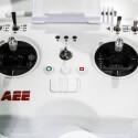 Die Fernbedienung von AEE gleicht der vieler anderer Hersteller.