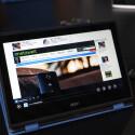 Wie auch die Lenovo Yoga-Reihe beherrscht das Acer R 11...