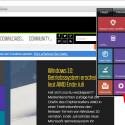 """Um die Einstellungen für die automatische Bereinigung des Browser-Verlaufs vorzunehmen, müsst ihr auf """"Optionen…"""" klicken."""