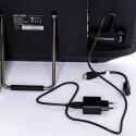 Strom erhält der Mini-PC über die microUSB-Schnittstelle.