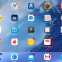 Auf dem Homescreen wurde ein neues App-Icon angelegt. Tippt dieses an, um Google Notizen im Vollbildmodus zu öffnen.