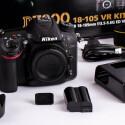 Nikon hat die wichtigsten Teile beigelegt. Nur ein HDMI-Kabel sucht der Käufer vergebens.