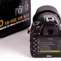 Das 3,2-Zoll-Display auf der Rückseite löst mit über 1,2 Millionen Bildpunkten auf.