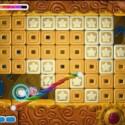 Wenn ihr Kirby antippt, vollführt dieser einen Angriff, der Hindernisse aus dem Weg räumt.