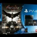 Das Limited Edition-Bundle ist auch mit einer schwarzen PlayStation 4 erhältlich.