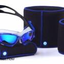 PlayStation Flow ist als Zubehör für die PlayStation 4 erhältlich. Damit könnt ihr unter Wasser im Schwimmbad spielen.