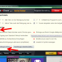 """Scrollt zum Punkt """"Extra"""". Setzt das Häkchen bei """"Persönliche Daten löschen, wenn Chrome geschlossen wird"""". Danach könnt ihr die veränderten Einstellungen auf eurem PC sichern, indem ihr auf """"Einstellungen sichern…"""" klickt."""