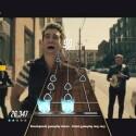 Über Guitar Hero TV könnt ihr euch Musikclips anschauen... (Quelle: Activision)