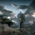 In der weiten, trostlosen Spielwelt von Mad Max seid ihr auf euer treues Gefährt... (Quelle: Warner Bros.)