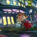 Zwei Neuzugänge: Vespa und Animal Crossing-Bewohner.