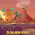 Angry Birds Seasons: In 20 Episoden und mehr als 550 Level kämpfen die Angry Birds gegen die Schweine. Die physikbasierte Spielmechanik fordert deine Logik. Fantasievolle Animationen runden das Spielvergnügen ab. 2,69 Euro gespart.