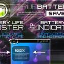 """Der """"Battery saver pro"""" soll die Laufzeit eures Android-Smartphones steigern und Strom sparen. 91 Cent gespart."""