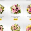 Fleurop: Einer der bekanntesten Anbieter für Onlinesträuße ist Fleurop. Hier ist die absolute Bestellfrist Sonntag 11 Uhr. Dafür zahlt ihr allerdings einen Aufschlag von 2,95 Euro (anstelle von 7,95 Euro). Nach Angaben der Hotline-Mitarbeiter kann es aber sein, dass die Auswahl dann eher beschränkt ist. Da Fleurop mit Floristen vor Ort arbeitet, müssen diese dann mit den noch vorhandenen Blumen arbeiten. Besser ist, wenn ihr euch schon bis Samstag entscheidet, welchen Strauß ihr Mama schicken möchtet.