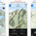 Maps 3D bietet eine sehr schöne, topografische Kartendarstellung.