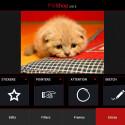 PicShop - Photo Editor: Mit diesem Bildbearbeitungsprogramm verpasst ihr euren Schnappschüssen verschiedene Filter und Effekte. Außerdem könnt ihr euer Bild im Sketch-Modus aufpeppen, Sprechblasen und lustige Sticker einfügen. 1,99 Euro gespart.