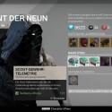 Scout-Gewehr-Telemetrie