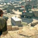 ...zum kommenden Metal Gear Solid: The Phantom Pain an die Öffentlichkeit gelangt.