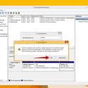 """Bestätigt die Sicherheitsmeldung, dass durch das Formatieren alle vorhandenen Dateien gelöscht werden, mit einem Klick auf """"OK"""". Anschließend wird die Partition formatiert und kann danach verwendet werden."""