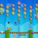 Mit etwas Glück gibt es nach einem Level ein Bonus-Spiel: Sammelt so viel Obst ein wie möglich!