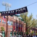"""""""Fenway Park"""" ist das Stadion der Boston Red Sox..."""