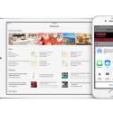 Inhalte diverser Apps können direkt in der Notizen-App abgelegt werden.