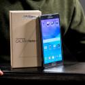 Das wenige Monate später erschienene Galaxy Note 4 bietet ebenfalls ein QHD-Display.