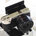 Der APS-C-Sensor stammt aus der NX1. Es handelt sich um einen 28-Megapixel-BSI-CMOS-Sensor.