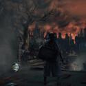 Architektonisch sind die Level in Bloodborne wieder ungemein beeindruckend.