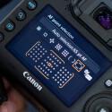 Die 65 Messfelder des Autofokus lassen sich unterschiedlich einstellen.