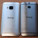 Auf der Rückseite verbaut HTC beim One M9 (links) eine 20-Megapixel-Kamera. Der Vorgänger wies noch die nur vier Megapixel bietende selbst entwickelte Ultrapixel-Kamera auf.
