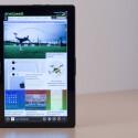 Den dauerhaften Gebrauch als Tablet unterbindet das recht hohe Gewicht von 1,7 Kilogramm.