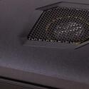Das Asus-Notebook bringt sogar einen eingebauten Subwoofer mit.