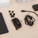 Der Lieferumfang des Sony Xperia Z3+ im Überblick.