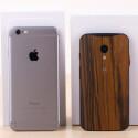 Der Rückseiten-Vergleich der beiden 4,7 Zoll-Smartphones.