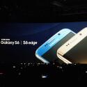 Das S6 und S6 Edge erblicken in Barcelona offiziell zum ersten Mal das Licht der Öffentlichkeit.