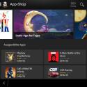 Der Amazon App Store bietet BlackBerry-Nutzern Zugriff auf 200.000 Android-Apps. (Bild: Screenshot BlackBerry 10.3)