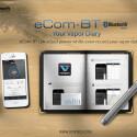 Joyetech zählt zu den führenden und bekanntesten Anbietern von E-Zigaretten. Das Modell eCom-BT verbindet sich per Bluetooth mit eurem Handy (iOS oder Android). Dort könnt ihr dann Einstellungen zu Volt / Watt vornehmen und Statistiken abrufen. Weiterer Clou: Über die GPS-Funktion des Smartphones könnt ihr sehen, wie viel ihr an welchem Ort geraucht habt.