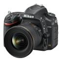 Die Nikon D750 ist die neue Vollformat-DSLR des japanischen Herstellers. Hier im Bild mit der ebenfalls neuen Festbrennweite AF-S 20mm F1,8, die Nikon kurz vor der Photokina 2014 der Weltöffentlichkeit präsentiert hat.